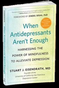 When Anti-Depressants Aren't Enough Book Cover